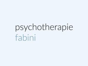 Psychotherapie Fabini